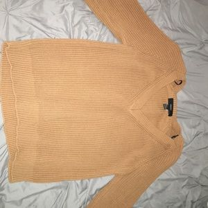 Tan Sweatshirt (Women's)